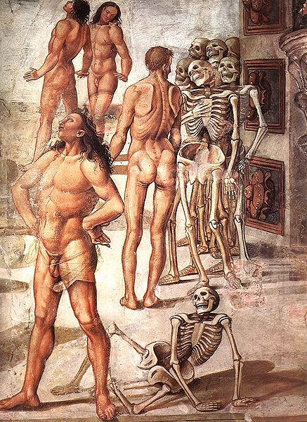 437px-Signorelli,_Luca_-_Resurrection_of_the_Flesh,_detail_lower_right_-_1499-1502